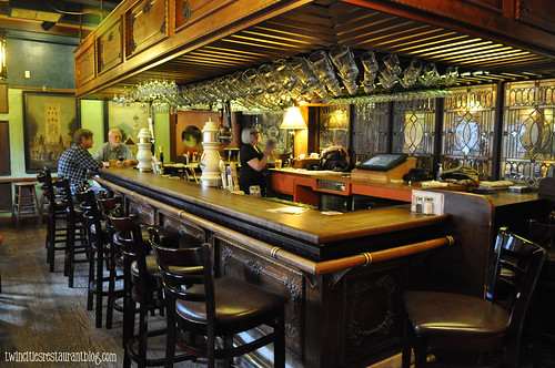 Bar at Black Forest Inn ~ Minneapolis, MN