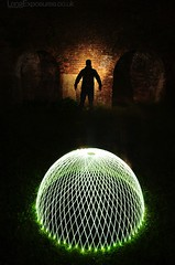 : reloaded (AndWhyNot) Tags: light lightpainting silhouette night painting long exposure dome 4935