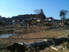 震災から1年