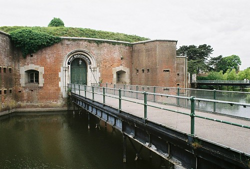 Fort Brockhurst Keep