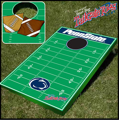 Penn State Bean Bag Toss Game