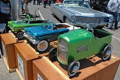 Santa Maria Car Show (KID DEUCE) Tags: california santa classic antique maria hotrod oldcar carshow pedalcar customcar 2011 streetros