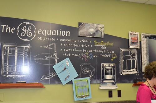GE blackboard