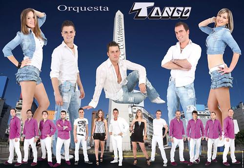 Orquesta Tango 2011 - cartel