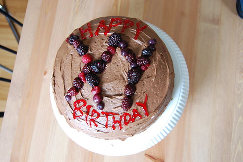 XY cake