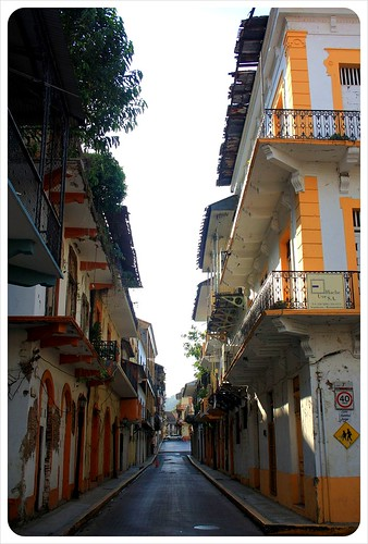 Casco Viejo alley