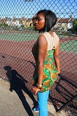 jos5 (LostinAnkara) Tags: urban pattern dress sassy traditional style kente international ghana nigeria senegal chic summerdress ankara eclectic rara stylish lbd cameroon batik afrocentric waxprint colorblocking afropolitan dutchwax afrochic afrourban cjaj09