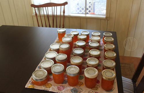 29 jars!