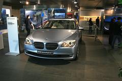 BMW ActiveHybrid 7 - BMW Welt München