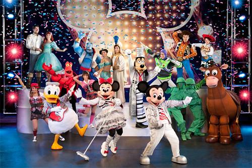 Disney Live 14