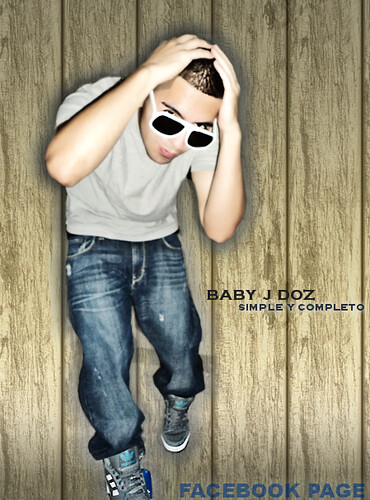 Baby J {Doz} Facebook Fan Page Banner