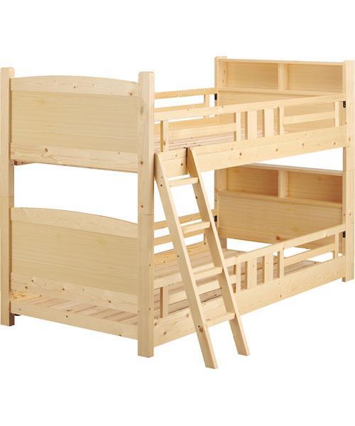 子供たちの2段ベッド選考