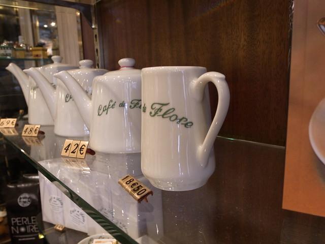 花神咖啡館商品