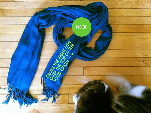 scarf tying 2