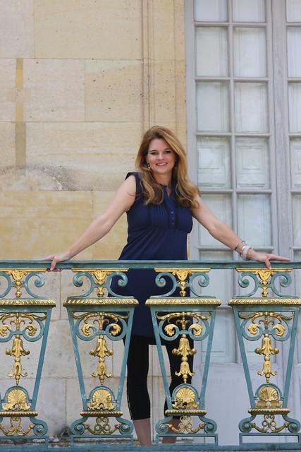 grand trianon staircase