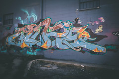 CLOZE (Electric Funeral) Tags: omaha midwest councilbluffs nebraska lincoln fremont desmoines kansascity kansas missouri iowa graff graffiti paint aerosol art wall cloze nme upsk canon 5d digital photography