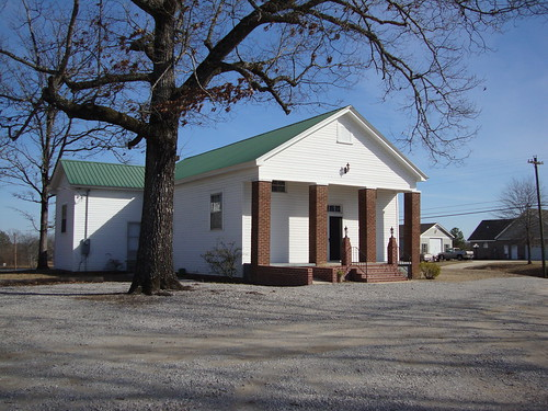 Morris Chapel Resurrection Catholic Chapel Church, Limestone County AL