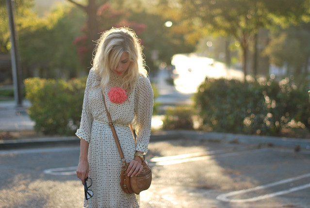 Pleats & Polka Dots