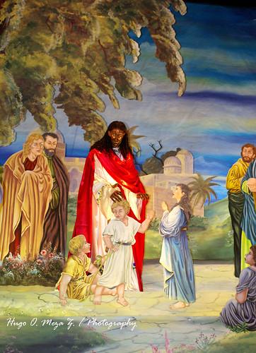 Velaciòn de La Iglesia de Santa Ines01