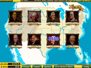 free Independence Day slot bonus game