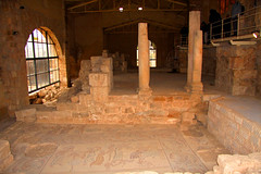 2011-02-06 (Giåm) Tags: mosaic jordan mosaique jordanien jordanie madaba archaeologicalpark parcarcheologique