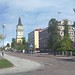 Oulu city center