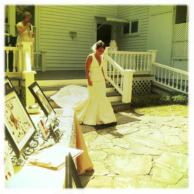 032711 Magnolia Manor Bridal Show-11