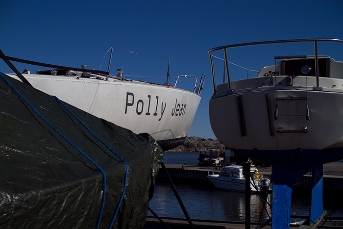 A boat named after my cat?