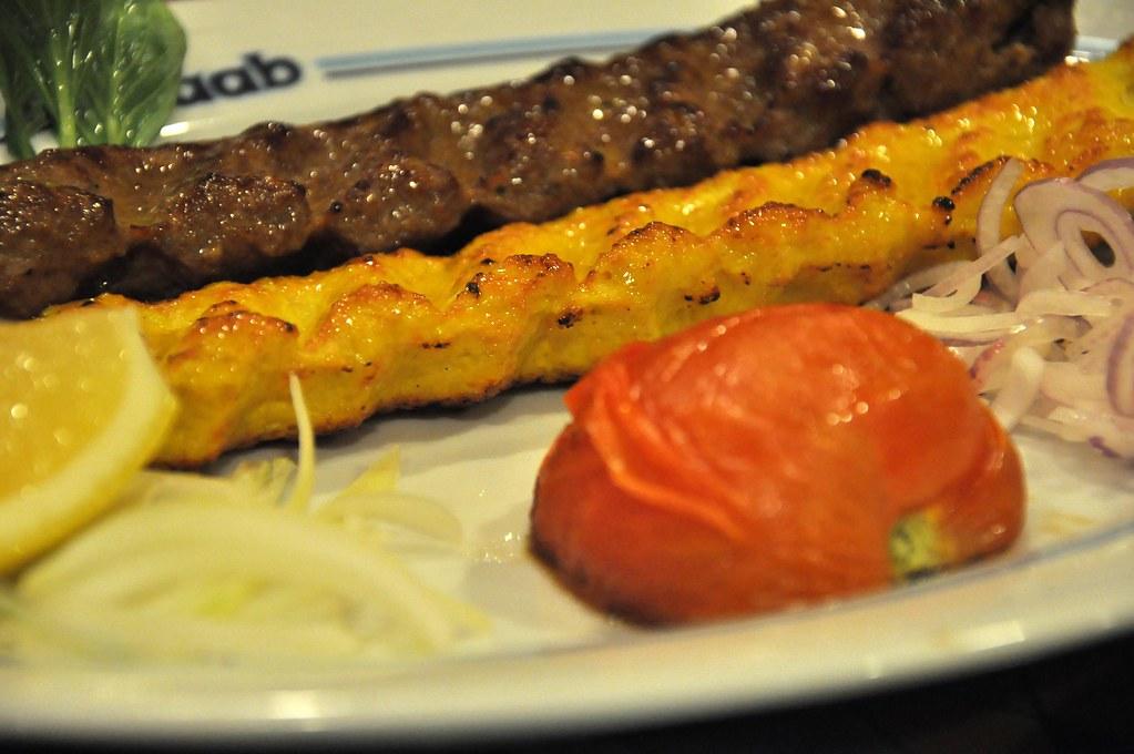 An Iranian Lunch 品赏伊朗菜 ...