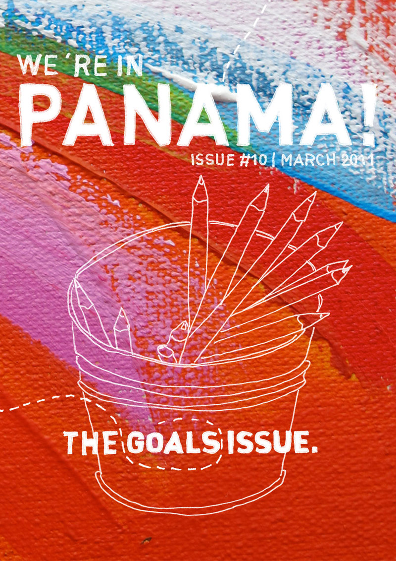 """We´re in Panama"" issue 10"