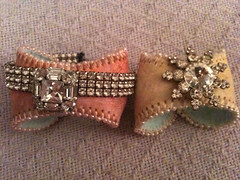 Custom Jeweled B-Cuffs! 4