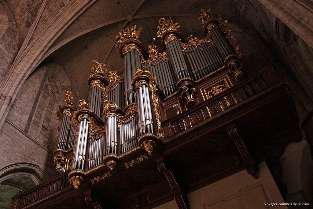 Le Grand Orgue de la Cathédrale de Montpellier