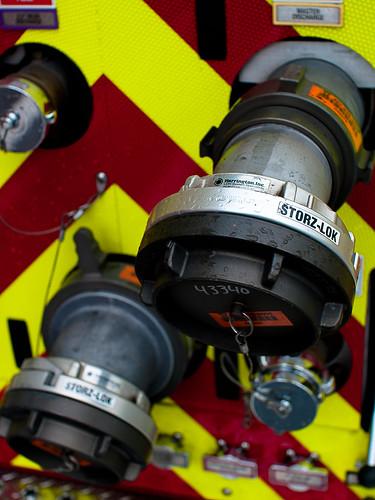 Firetruck Hoses