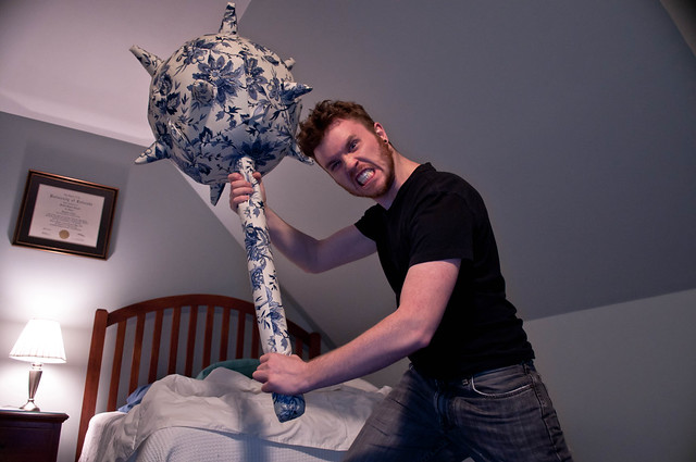 Pillow Mace