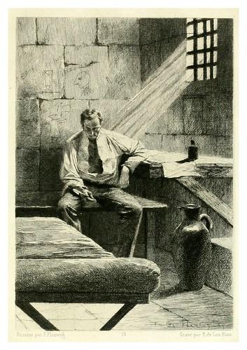 018-El ultimo dia de un condenado-Illustration des oeuvres complètes de Victor Hugo (Volume 2) 1885 - Flameng, François