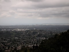 Downtown San Diego, From Cowles Mountain