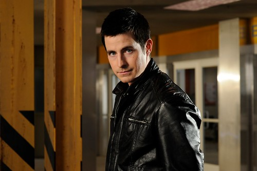 Craig Olejnik (Toby Logan) from The Listener