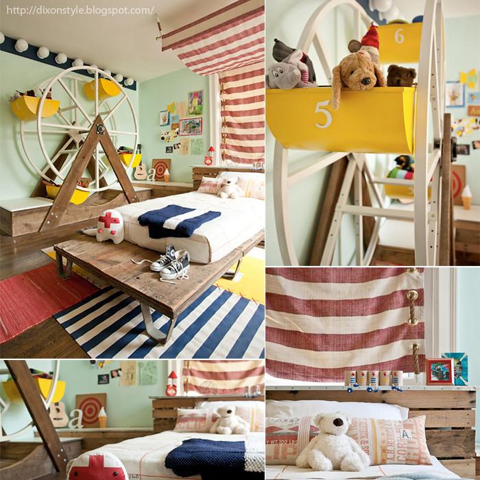 habitación circo0