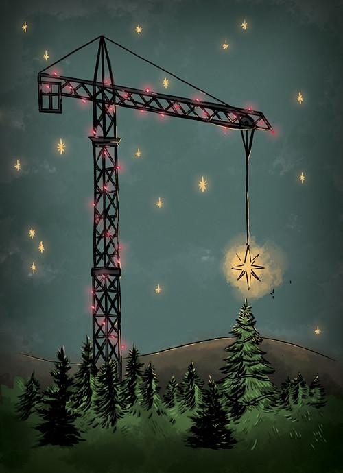 christmas_crane