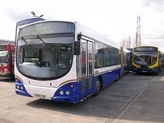 X945 CNO (markkirk85) Tags: dublin bus ex buses eclipse visit depot wright fusion ensign mcgills cno 2011 b7la ensignbus x945 x945cno