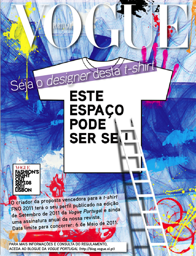 Concurso Tshirt FNO 2011