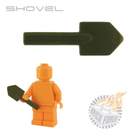 Shovel - Army Green