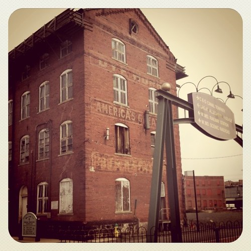 America's greatest closed down factory