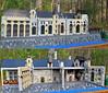 Hogwarts Closed & Open Combined (Imagine™) Tags: castle toy toys lego harrypotter minifig hogwarts playable foitsop imaginerigney