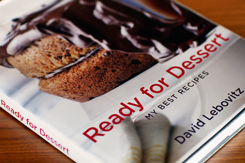 "Book: ""Ready for Dessert"" by David Lebovitz"