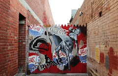 ropar (the euskadi 11) Tags: street art australia melbourne richmond dennis ropar