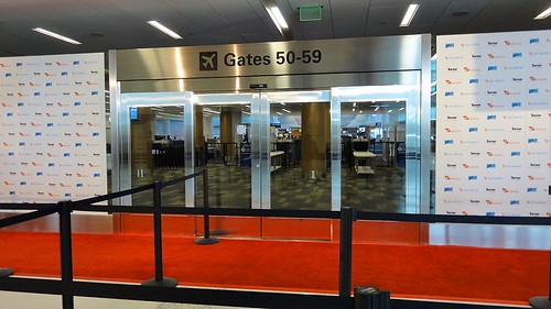 SFO T2 open house