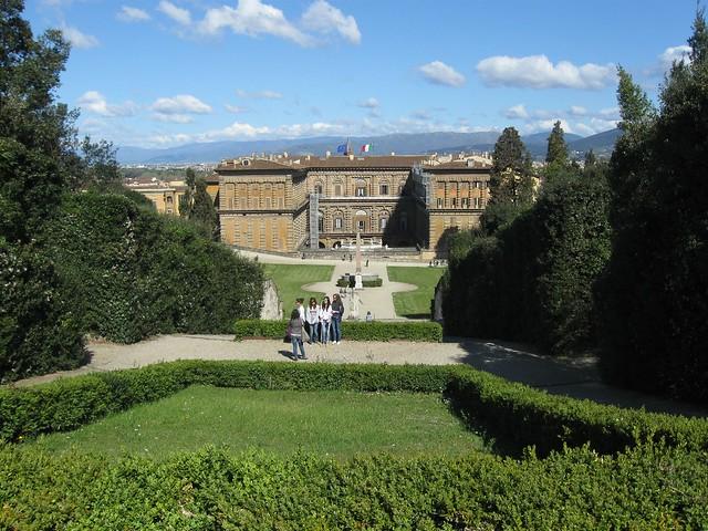 Jardines Boboli