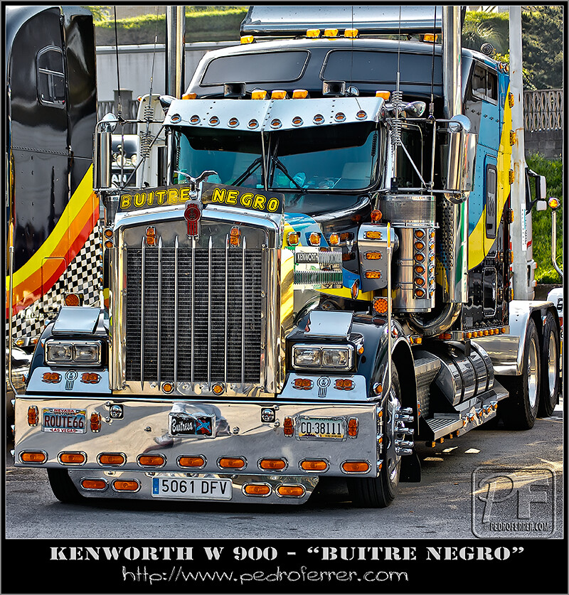 truckshow07-kenworth-w900-buitre-negro