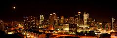 Calgary at Night (Surrealplaces) Tags: canada calgary skyline night downtown cityscape alberta